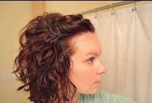 Hair / by Michaela Dollar