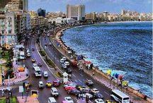Egypt / by Sally Morsy