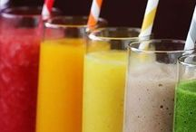 Recipes: Smoothies and Juice / Recipes for smoothies and fresh juice, vegan friendly, healthy