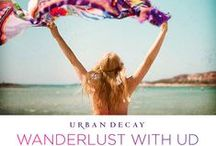 Wanderlust With UD / Take us somewhere. / by Urban Decay