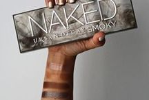 NAKED SMOKY / Nail any smoky eye with the one and only Naked Smoky Palette by Urban Decay.