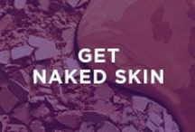 UD SKIN / Get weightless, buildable coverage with a luminous, demi-matte finish. Every Naked complexion product blurs flaws for beautifully perfected, ultra definition skin that looks completely real. / by Urban Decay