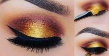 Eyeshadow Looks / The eyes have it.