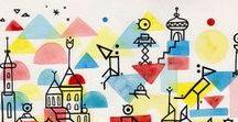 Squizzato - watercolors