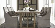 Delicious Dining Rooms / Dining Room Interior Design