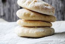 Recipes: Breads and Doughs