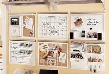 start organising! / by Lillirox