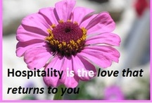 Agnantia-hospitality is..... / smile thoughts...