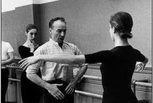 Balanchine = Inspiration