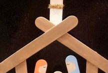 CHRISTMAS NATIVITY / by Joyce Libutti Mendes