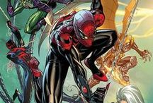 Marvel/Spiderman / Mostly for Marvel and Spiderman!!!! And more of my favorite heroes: Ghost Rider, Deadpool, etc. Oh and some DC / by *Queen Elsa of Arendelle*