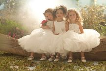 Flower girl dresses / by Cherie Dawson
