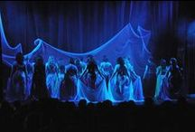 Spettacolo di danza e musica Metiss'Wave / Danza orientale, danza del ventre, tribal bellydance, tribal fusion, flamenco orientale, tango e taitango, danze gitane gypsy duende