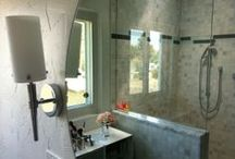 Brilliant Bathrooms / design inspiration for the private sanctuary of your home / by Cityhaüs Design Consultants