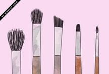 Hair, Nails and Make-up / Jazz ideas