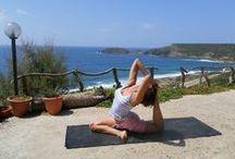 Yoga e pilates per stare bene / Corsi di yoga kundalini, hatha, pilates e yogilates per star bene naturalmente e con piacere