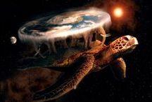 Terry Pratchett & Discworld / A přece kráčí... / The Turtle moves... / by Hanka Válková