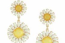 Statement Earrings / Hot Fancy Earrings