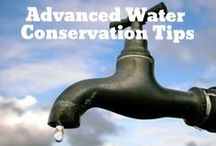 Water-Wise Tips / Tips on how to save water