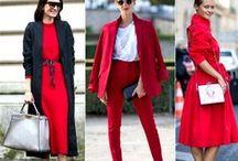 Lady in Red / Kobieta w czerwieni - FashYou