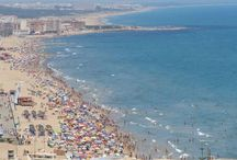 Playa de la Mata / Pictures of the La Mata Beach in Spain