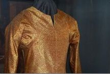 """Cloth Of Gold"" in Extant Textiles"