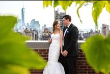 Manhattan Weddings / Ceremonies, portraits and wedding receptions on the island of Manhattan. It just shows why New York, New York is so nice that they named it twice!
