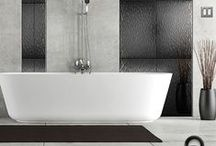 Questech Style Ideas / Inspiration using Questech's beautiful tile and accessories