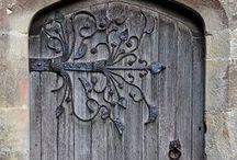 Doors & Windows / Gate, Doors, Windows, side street