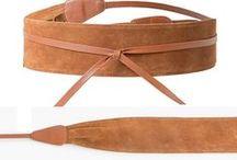 Stylowe paski/ belts