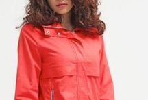 Kurtki wiosenne / Spring jackets