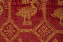 Sasanian & Sogdian Extant Textiles / - Pre-Islamic Persia - Sasanian Empire (3-7th c.) until it fell to Muslims in 7th c.~ Iran, Iraq, Armenia, Georgia, Egypt, part of Turkey - Central Asia ~ Afghanistan, Turkmenistan, Uzbekistan, Tajikistan) - Sogdiana ~ Iran, Tajikistan, Uzbekistan, Samarkand - until 9th c.