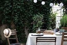 | Outdoors | home decor inspiration / home decor, exterior design, landscaping, home inspiration.