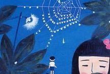 Art:谷内六郎-Taniuchi Rokuro / 1921年12月2日 - 1981年1月23日 日本の画家