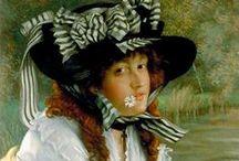 Art:Tissot / 15 October 1836 – 8 August 1902 (French)