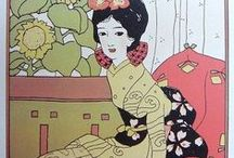 Art:竹久夢二-Yumeji / 1884年(明治17年)9月16日 - 1934年(昭和9年)9月1日 日本の画家・詩人