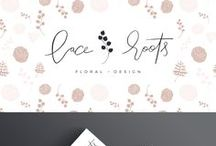 | BRANDBOARDS | / I really like beautiful brands with a concept. On this board I share my favourite #brandboards.