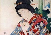Ukiyo-e:豊原周延-Chikanobu / 天保9年(1838)ー大正元年(1912)
