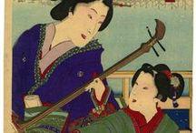 Ukiyo-e:豊原国周-Kunichika / 天保6年6月5日〈1835年6月30日〉 - 明治33年〈1900年7月1日〉 幕末から明治にかけての浮世絵師