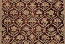 Persian & other Middle Eastern Islamic Extant Textiles / - Islamic Persia ~ Iran (7-16th c.), also Safavid Textiles - Egypt, Mamluk siks - Syria, Irak - also Seljuq silks (Turks before Ottoman Empire)