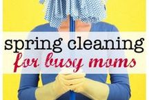 Cleaning Tips / Cleaning Tips for your home & car