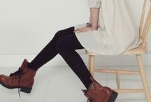 HOW TO WEAR: Brown Combat Boots / how to wear brown combat boots, brown combat boots, combat boots outfit, brown boots outfit, fashion inspo