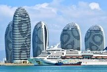 Must-visit in China / The most beautiful places to visit in CHINA / Куда отправиться в КИТАЕ