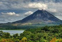 Volcanoes / Volcanoes of the World / Вулканы Мира