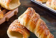 Bread Cones Ideas