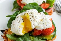 Non-sweet Breakfast Ideas