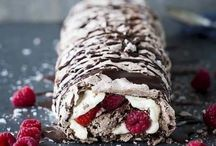 Sweet Roulade Ideas