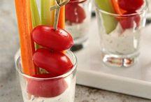 Mini Appetizers Ideas