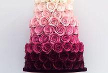 Ombré Cake Ideas