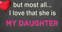 Daughters ❤❤
